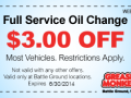 grease monkey coupon 2014