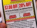 grease monkey coupons news paper