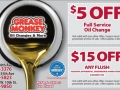 grease monkey coupons oil change